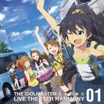 ソーシャルゲーム 「THE IDOLM@STER LIVE THE@TER HARMONY 01」 新ユニットCDに3曲収録