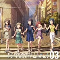 ソーシャルゲーム 「THE IDOLM@STER LIVE THE@TER HARMONY 03」ユニットCDに2曲収録